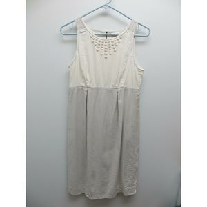 Rebecca taylor women's cotton linen Dress